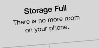 This is what you're wasting your phone storage on