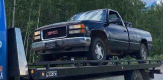 TBPS Image - Vehicle impounded