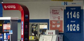 Gas Prices have Jumped again in the city