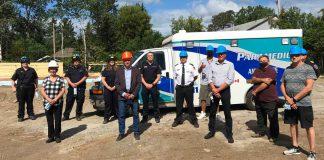 Kakabeka Falls EMS