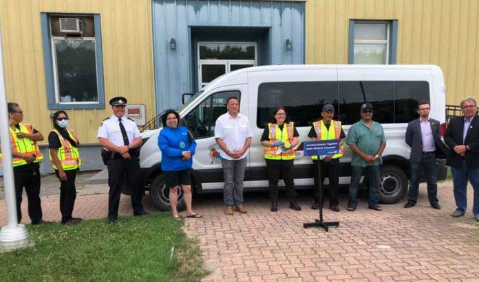 Kenora Bear Clan Patrol announcement