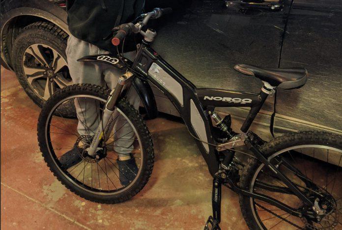 Image: Norco Buzz - Bike missing near Nipigon