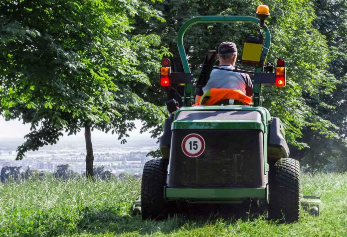 An Ear Falls man has been charged with impaired operation of a Lawnmower