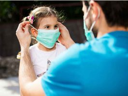 How to breathe easier while wearing a protective mask