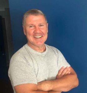 Thunder Bay Councillor at Large Aldo Ruberto