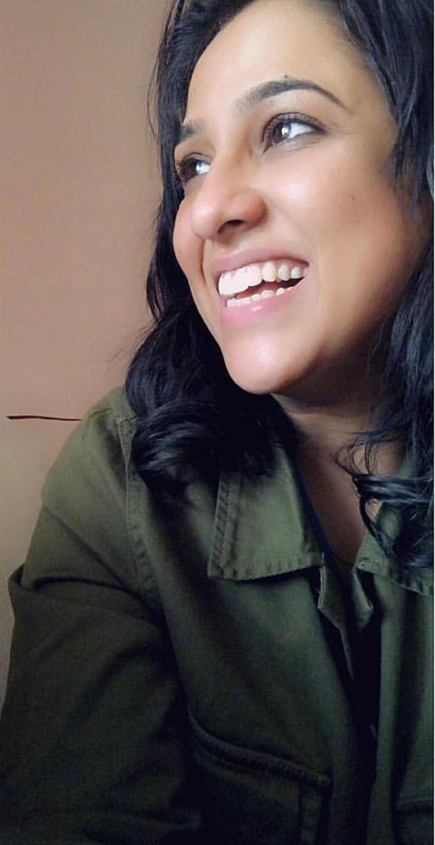 Singer Shilpa Joshi
