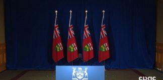 Premier Doug Ford Media Conference
