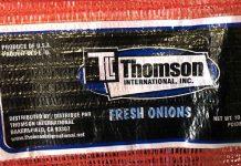 Thompson Onions