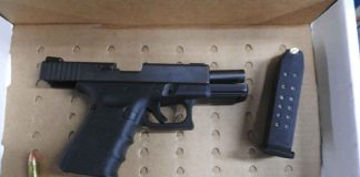 Thunder Bay Police Seized Handgun