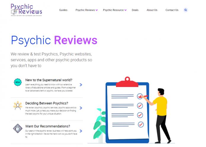 PsychicReviews.com