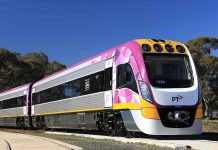 Bombardier to build 18 more VLocity trains for regional commuters in Victoria, Australia