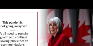 Minister Patty Hajdu