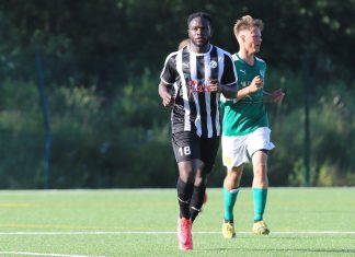"""Soccer transcends all borders,"" VPS Midfielder Jeff Addai"