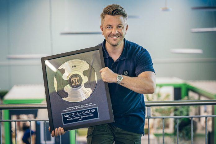 How Matthias Aumann scaled Aumann: grün AG to one of the fastest growing companies