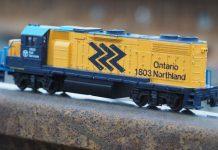 Ontario Northland Rail