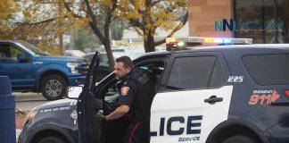Thunder Bay Police Service Officer