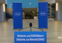 Premier of Ontario Press Conference