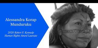 Alessandra Korap Munuruku