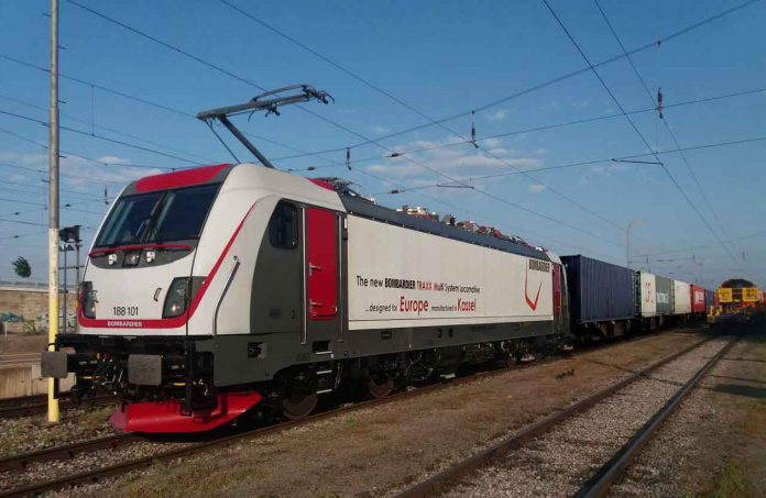 The innovative BOMBARDIER TRAXX locomotives will enable CFL cargo to operate non-stop between Central Europe and France.