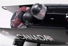 Canada National Bobsleigh Team