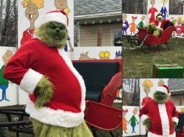 The Grinch has come to Fort William First Nation