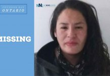 Missing in Thunder Bay November 25, 2020 - Image TBPS
