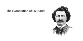 The Exoneration of Louis Riel