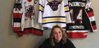 Thunder Bay Queens: Alexis Paddington Signs with Minnesota State