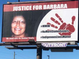Justice for Barbara Kentner