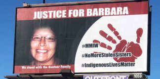 Justice for Barbara Kentner