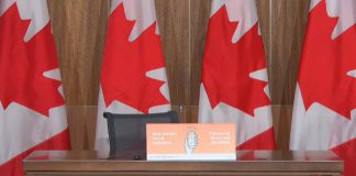 Government of Canada Press Conference