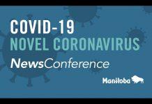 Manitoba Press Conference