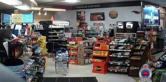 Thunder Bay Police Supplied video of Circle K Robbery