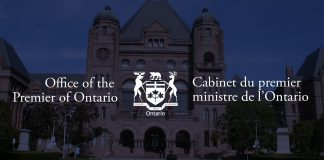 Ontario Government Press Conference