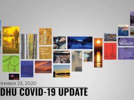 TBDHU COVID-19 Update