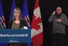 Alberta COVID-19 Update