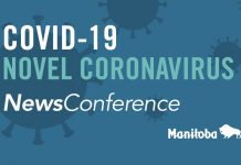 Province of Manitoba COVID-19 Update