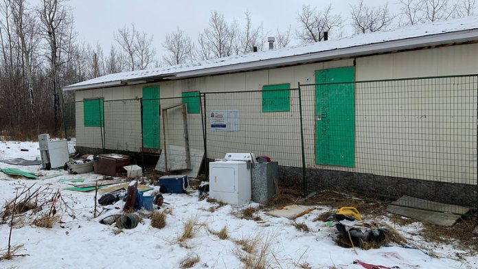Alberta's SCAN program has closed down another property for illegal activity