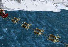 NORAD Santa Tracking