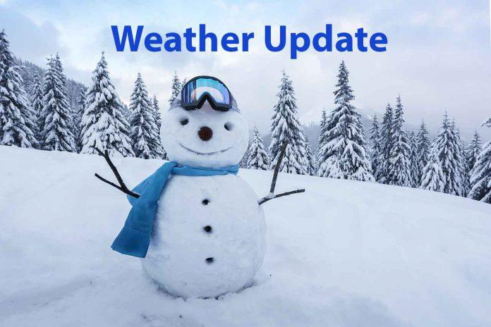 Weather Update - Snowman