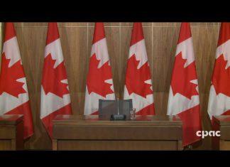 Canada Press Conference