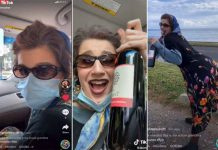Are underage drinkers buying alcohol wearing masks during COVID-19 Pandemic?