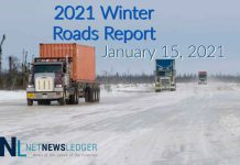 2021 Winter Roads Update