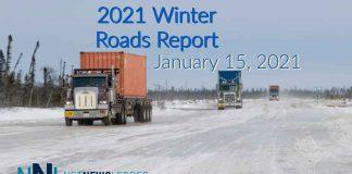 2021 Winter Roads Update