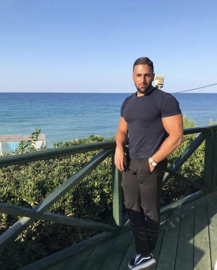 Fitness Influencer Hakar Mahmoud