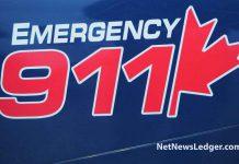 Thunder Bay Police Service 911