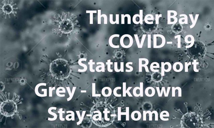 Thunder Bay COVID-19 Status Update