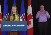 Alberta Update