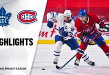 Maple Leafs vs Canadiens