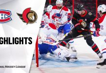 Senators over Canadiens
